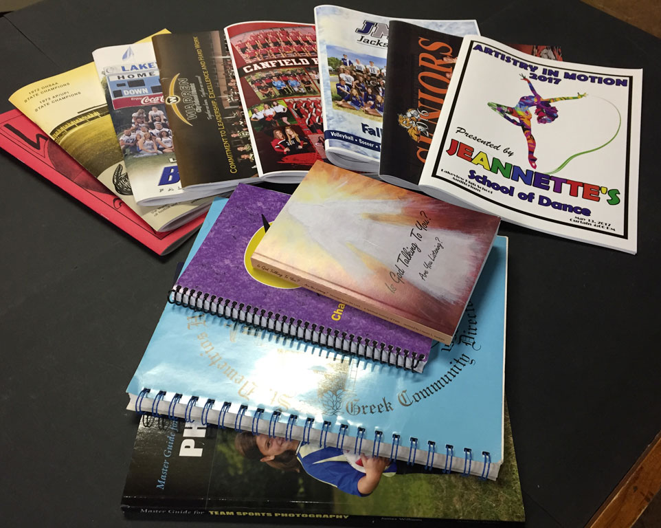 Booklet/Catalog Printing